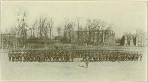 Nathan Hale Battalion 1925