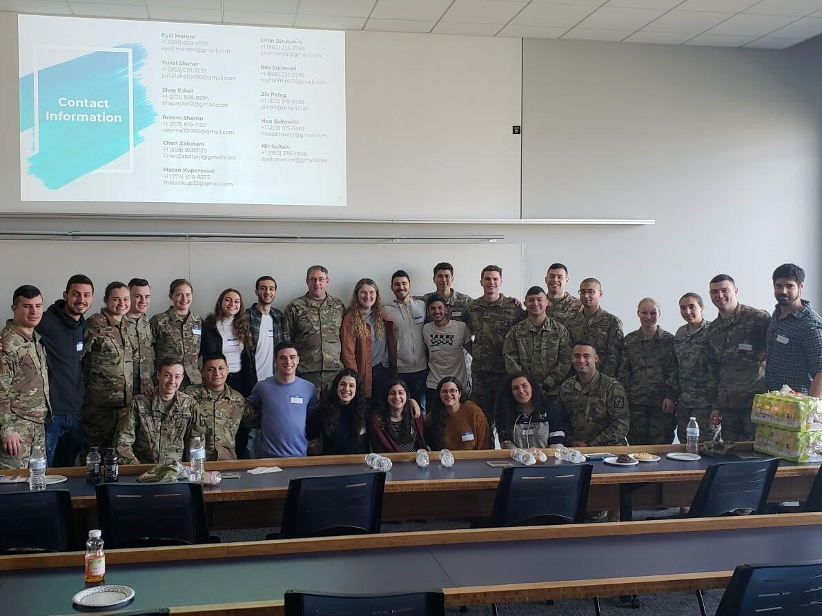 Israeli Emissary Group Photo